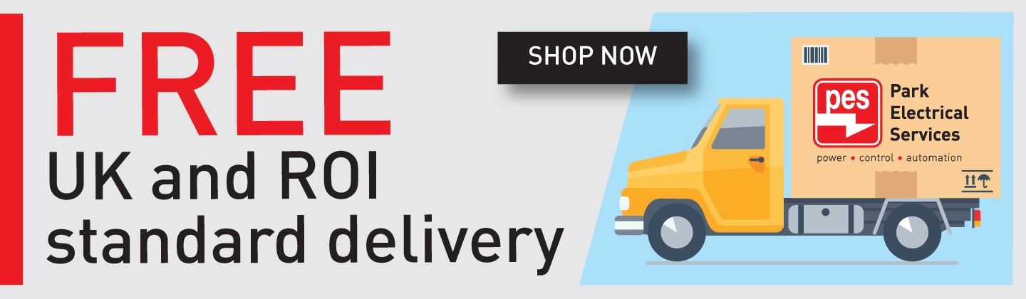 FREE UK & ROI Delivery