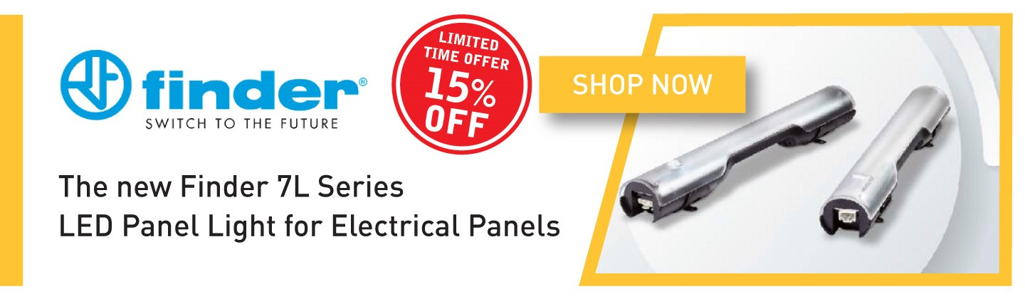 15% OFF Finder Panel Lights