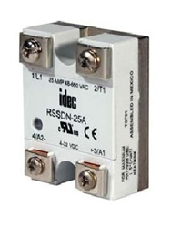 IDEC 25A Solid State Relay 4-30VDC 48-660VAC
