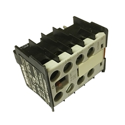 Siemens 3TX4412-1A 1NO 2NC Auxiliary Contact Block
