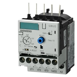 Siemens 3RB3016-1TB0 Overload Relay 4...16 A S00