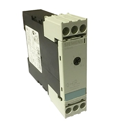 Siemens CLEARANCE 3RP1578-1NP38-0AB2 Sirius Y-Delta 24VAC/DC 200/240VAC Timer Relay