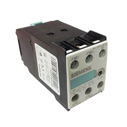Siemens CLEARANCE Sirius S0-3 Timer Y-Delta 110V 0.5-30S