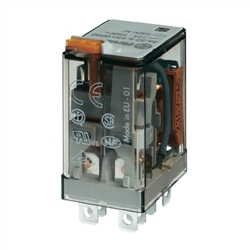 Finder 110V 12A 4 Pole Miniature Power Relay 56.34.9.110.0040