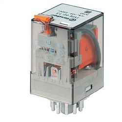 Finder 230VAC 10A 11 pin 3 Pole Relay 60.13.8.230.0040