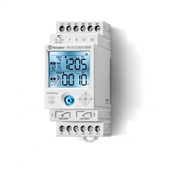 Finder 84.02.0.230.0000 240V AC/DC Smart Digital Timer