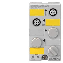 Siemens 3RK1205-0BQ00-0AA3 Safe Module K45F, With Two Secure Inputs