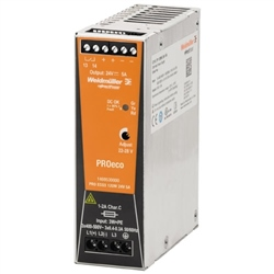 Weidmuller 1469530000 PRO ECO3 120W 24V 5A