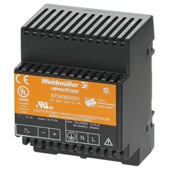 Weidmuller 8754960000 Ecoline CP SNT 25W 5V 5A