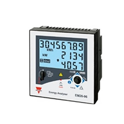 Carlo Gavazzi Energy Management Energy Analyzer EM2696AV63HR2S1XX