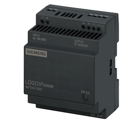 Siemens 6EP1332-1SH71 SIMATIC S7-1200 Logo 2.5A 24VDC Power Supply
