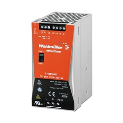 Weidmuller 8708670000 CP SNT 120W 24V 5A