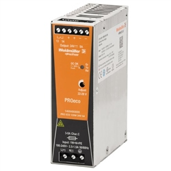 Weidmuller 1469480000 PRO ECO 120W 24V 5A