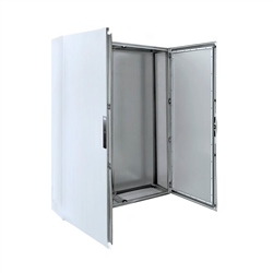 Eldon EKD20164 Double Door Floor Standing Enclosure 2000 x 1600 x 400