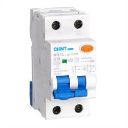 Chint NB1L-C16 RCBO 16A Type C
