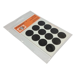 SES Phase Disc 48 Per Pack  Black