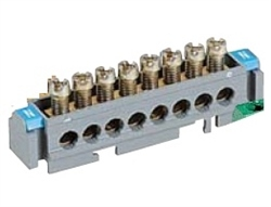 Legrand 004822 Terminal Block on Support 75mm
