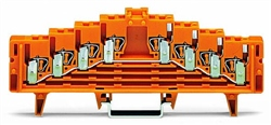 Wago 727-238 4 Level Same Potential Terminal Block 1,50mm