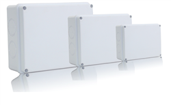ETEK Water-Proof Junction Box 400x350x120mm IP65