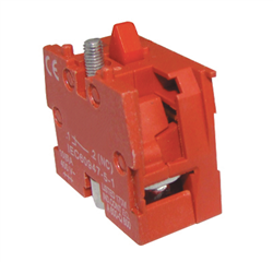 ETEK N/C CONTACT BLOCK FOR PUSHBUTTONS