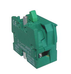 ETEK N/O CONTACT BLOCK FOR PUSHBUTTONS