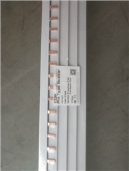 ETEK ETEK BUSBAR PIN TYPE SINGLE POLE 1XMETER