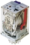 Carlo Gavazzi RCP1100324DC 11 Pin Relay 24VDC