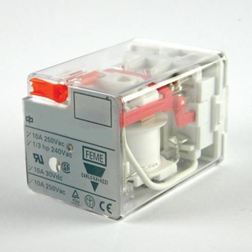 Carlo Gavazzi RCP8002230VAC 8 Pin Relay 230VAC