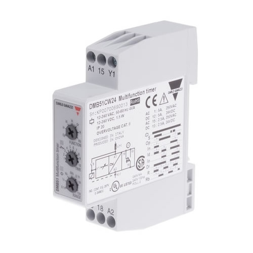 Carlo Gavazzi DMB51CW24 Multifunction Timer