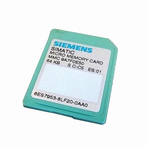Siemens 6ES79538LJ300AA0 Memory Card