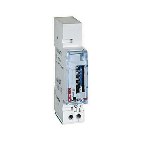 Legrand 003730 Microrex 200/240V Analog Time Switch