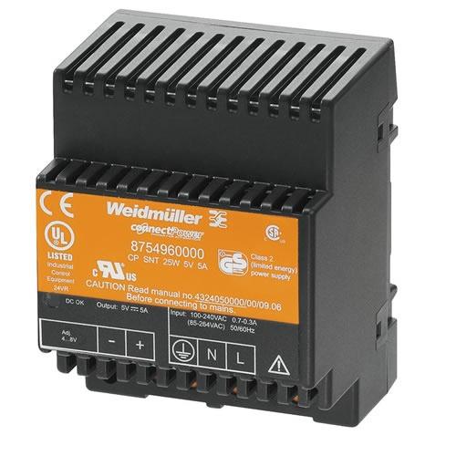 Weidmuller 8754970000 Ecoline CP SNT 48W 12V 4A