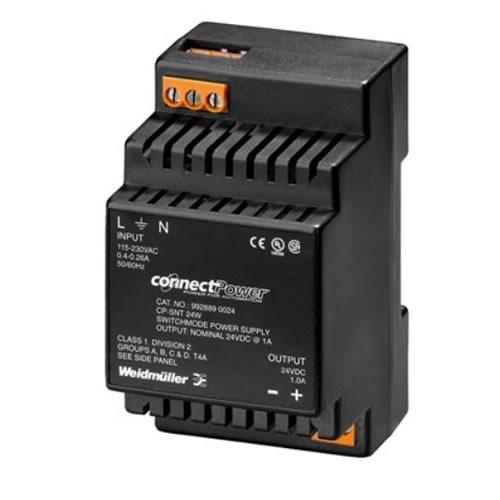 Weidmuller 992889 0005 CP SNT 24W 5V 2A