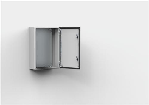 Eldon MAS 800x800x300 Single Door Wall Mount Enclosure