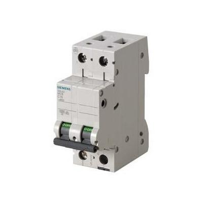 Siemens SL6225-6 25A 2 Pole Type B 6KA MCB