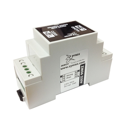 Zymax 800-902 ZM06-2 6A AC Power Protector and Filter For 240VAC/6AMP