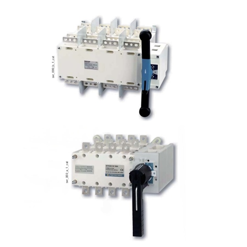 Socomec Sircover 4100 9013 125A Bypass Switch