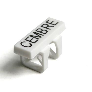 Cembre Cable Marker White MG-TDM-0240290