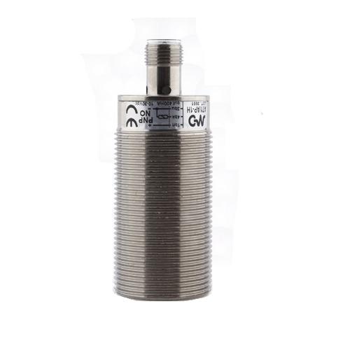 MD Micro Detectors M30 Inductive no pnp shielded 10mm M12 conn