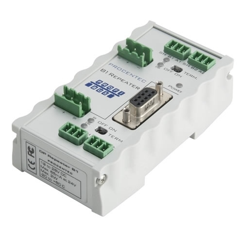 Procentec 101-00201A Profibus DP Repeater