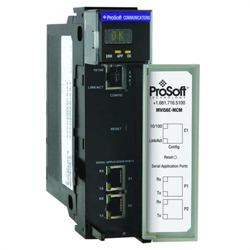 Prosoft MVI56E-MCM Modbus Master/Slave Enhanced Network Interface Module