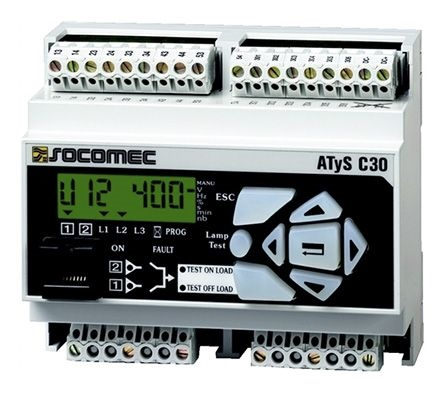 Socomec ATyS C30 Controller 15993030
