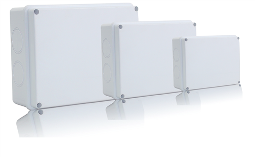 ETEK Water-Proof Junction Box 200x155x80mm IP65  - Click to view a larger image