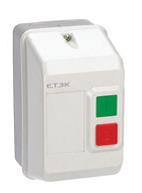 ETEK ETEK DIRECT ON LINE STARTER 9A 400V 7-10A OVERLOAD
